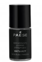 PAESE - Specjalistyczny podkład pielęgnujący - matujący - skóra tłusta i mieszana