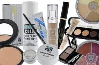 Zestaw kosmetyków do makijażu ślubnego