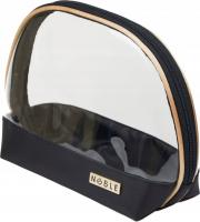 NOBLE - Transparent, women's cosmetic bag - BLOSSOM B001