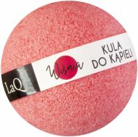 LaQ - Fizzing bath ball - Cherry - 100 g