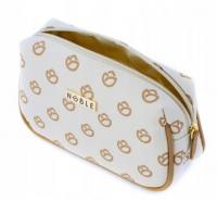 NOBLE - Women's wash bag - Purse organizer - Gold GL001