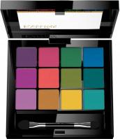 Eveline Cosmetics - Professional Eyeshadow Palette - Paleta 12 cieni do powiek - 04 NEOMANIA