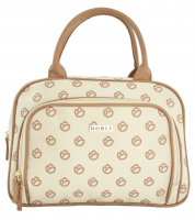 NOBLE - Women's Toiletry Bag - Travel Case - Gold GL005