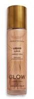 MAKEUP REVOLUTION - LIQUID LAVA - Champagne Sippin' Face & Body Liquid Highlighter - Płynny rozświetlacz do twarzy i ciała - 100 ml
