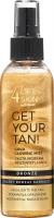 Lift4Skin - GET YOUR TAN! Gold Glowing Mist - Golden body illuminating mist - Bronze - 150 ml