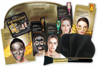 7th Heaven (Montagne Jeunesse) - ReNew You - Pure Indulgence - A care set of masks and face accessories for women
