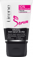 Lirene - Glycolic Cream-Serum for Feet - Glikolowy krem-serum do stóp - 50 ml