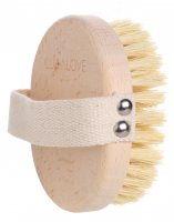 LULLALOVE - Dry body massage brush - Tampico