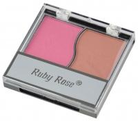 Ruby Rose - Powder Perfect Cheek Colour - Róż do policzków