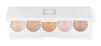 OFRA - Signature Palette - Paleta rozświetlaczy - 5 x 2g