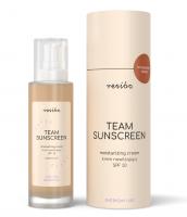 Resibo - Team Sunscreen - Moisturizing Cream - Krem nawilżający - SPF 30 - 50 ml