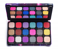 MAKEUP REVOLUTION - FOREVER FLAWLESS SHADOW PALETTE - Palette of 18 eyeshadows - CONSTELLATION