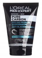 L'Oréal - MEN EXPERT - PURE CARBON - Peeling przeciw zaskórnikom dla mężczyzn