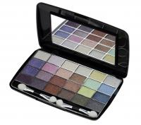Ruby Rose - Creamy Eyeshadow Kit - Paleta kremowych cieni do powiek HB-1024