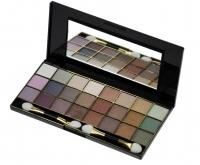 Ruby Rose - Beauty Eyeshadow Kit - Zestaw do makijażu HB-624