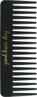Inter-Vion - Comb for detangling the hair - MATTE BLACK - 498710