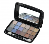Ruby Rose - Beauty Eyeshadow Kit - Zestaw do makijażu - HB-318