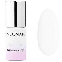 NeoNail - Baby Boomer White Paint Gel - Biały żel do zdobień - 6,5 ml