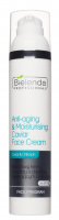 Bielenda Professional - Anti-aging & Moisturising Caviar Face Cream - Kawiorowy krem do twarzy o działaniu nawilżającym i anti-aging - SPF15 - 100 ml