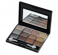 Ruby Rose - Beauty Eyeshadow Kit - Zestaw cieni do powiek HB-1312
