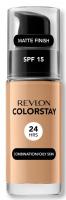 REVLON - COLORSTAY™ FOUNDATION - Podkład do cery tłustej i mieszanej - 30 ml - 315 - BUTTERSCOTCH - 315 - BUTTERSCOTCH