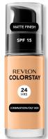REVLON - COLORSTAY™ FOUNDATION - Podkład do cery tłustej i mieszanej - 30 ml - 260 - LIGHT HONEY - 260 - LIGHT HONEY