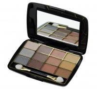 Ruby Rose - Beauty Eyeshadow Kit - Zestaw cieni do powiek HB-312