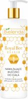 Bielenda - Royal Bee Elixir - Moisturizing body milk - 400 ml