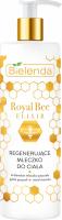 Bielenda - Royal Bee Elixir - Regenerating body milk - 400 ml