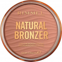 RIMMEL - NATURAL BRONZER - Ultra-Fine Bronzing Powder - Puder brązujący - 14 g