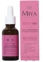 MIYA - BEAUTY.lab - Serum wygładzające z kompleksem anti-aging 5% - 30 ml