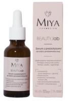 MIYA - BEAUTY.lab - Serum do twarzy z prebiotykami - Skóra Problematyczna - 30 ml