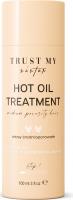 Trust My Sister - Hot Oil Treatment - Olej do włosów średnioporowatych - 100 ml