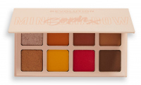 MAKEUP REVOLUTION - SOPH X - Mini Spice Palette - Palette of 8 eye shadows