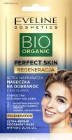 Eveline Cosmetics - BIO ORGANIC PERFECT SKIN - Ultra-Repair Goodnight Mask With Bio Olive Oil - Ultra naprawcza maseczka na dobranoc z bio oliwką - 8 ml