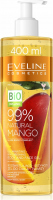 Eveline Cosmetics - 99% NATURAL MANGO - Body and Face Gel - Brightening and nourishing face and body gel - 400 ml