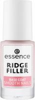 Essence - Ridge Filler - Smooth Nails Base Coat - Smoothing nail polish base - 8 ml