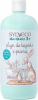 SYLVECO - For children 3+ Bubble bath foam - Blueberry, cranberry, coconut - 500 ml