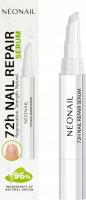 NeoNail - 72h NAIL REPAIR SERUM - Regenerujące serum do słabych i łamliwych paznokci - 3,8 ml