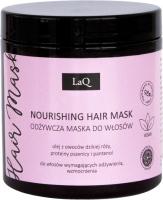 LaQ - Nourishing Hair Mask - Odżywcza maska do włosów - Piwonia - 250 ml
