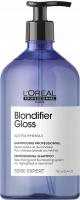 L'Oréal Professionnel - SERIE EXPERT - BLONDIFIER GLOSS - PROFESSIONAL SHAMPOO - Nabłyszczający szampon do włosów blond i rozjaśnionych - 750 ml