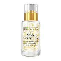 Bielenda - Golden Ceramides - Deeply revitalizing anti-wrinkle serum-ampoule - 15 ml