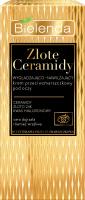 Bielenda - Złote Ceramidy - Wygładzająco-nawilżający krem przeciwzmarszczkowy pod oczy - 15 ml