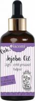 Nacomi - Jojoba Oil - Olej Jojoba z pipetą - Nierafinowany - 50 ml