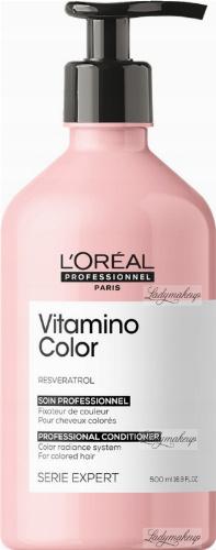 L'Oréal Professionnel - SERIE EXPERT - VITAMINO COLOR - CONDITIONER - Odżywka do włosów farbowanych - 500 ml
