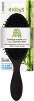 KillyS - Biodegradable brush made of bamboo fiber - Biodegradable bamboo fiber hairbrush - 500341