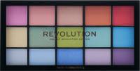 MAKEUP REVOLUTION - RELOADED SHADOW PALETTE - Palette of 15 eyeshadows - SUGAR PIE