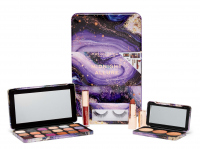 MAKEUP REVOLUTION - MIDNIGHT ALLURE Gift Set - Gift set for eye, face and lips makeup