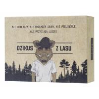 LaQ - Soap for men - Dzikus z lasu