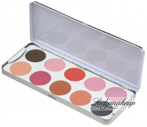 KRYOLAN - BLUSHER - Palette of 10 blushes - ART. 5194